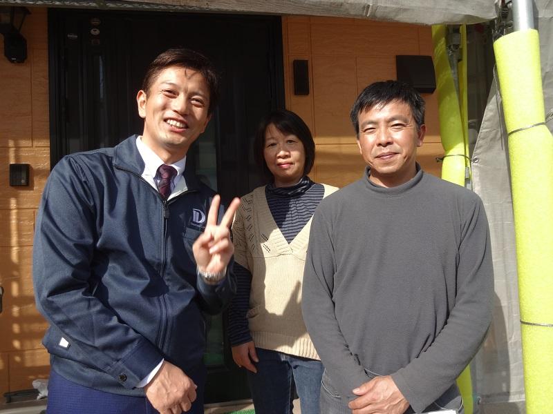 千葉市中央区にてダイヤモンドコート塗装工事完工しました!