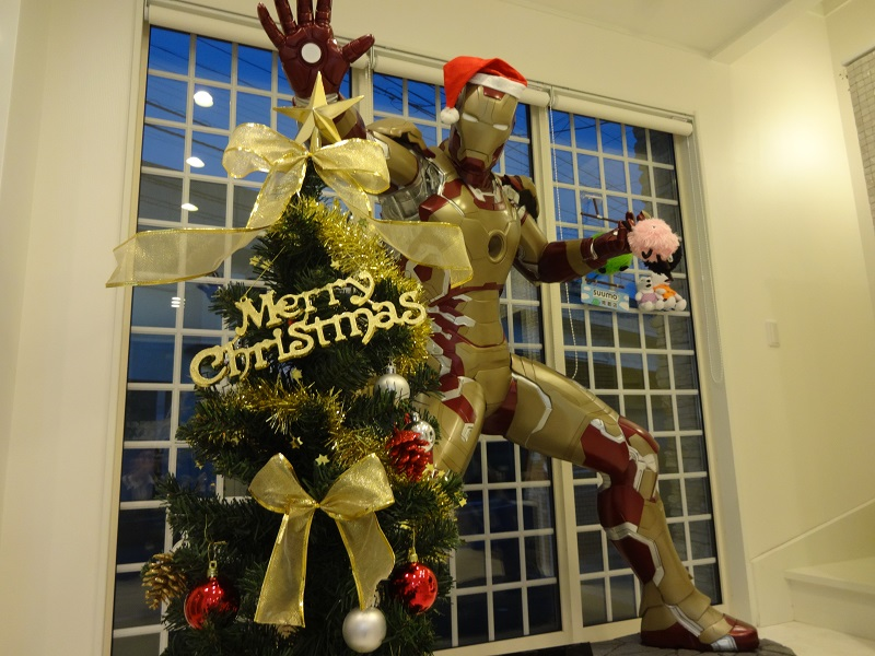 クリスマス直前☆ハウスメイクの現場管理