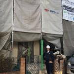 ダイヤモンドコート塗装工事施工現場管理に行って来ました
