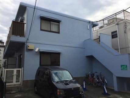千葉市中央区にてダイヤモンドコート塗装工事完工