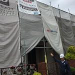 千葉市・船橋市にて屋根外壁塗装続々着工しました