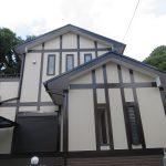 夏場の屋根外壁塗装工事について