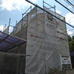 着工現場のご紹介・市原市市原 H様邸 【千葉の外壁塗装ならハウスメイク】