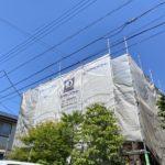 【外壁塗装】本日着工いたしました【ハウスメイク】千葉市★緑区★無料見積り