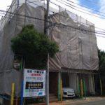 着工現場のご紹介 千城台南ウェルウィンガーデンヴィレッジ様 【千葉の屋根外壁塗装ならハウスメイク】
