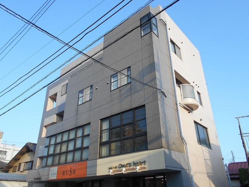 中央区 ビル改修工事