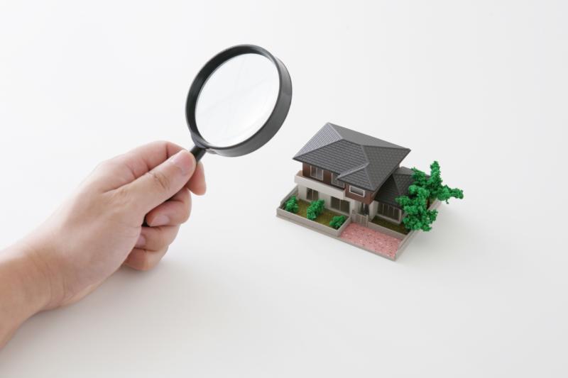 ハウスメイクの現場調査~屋根編~