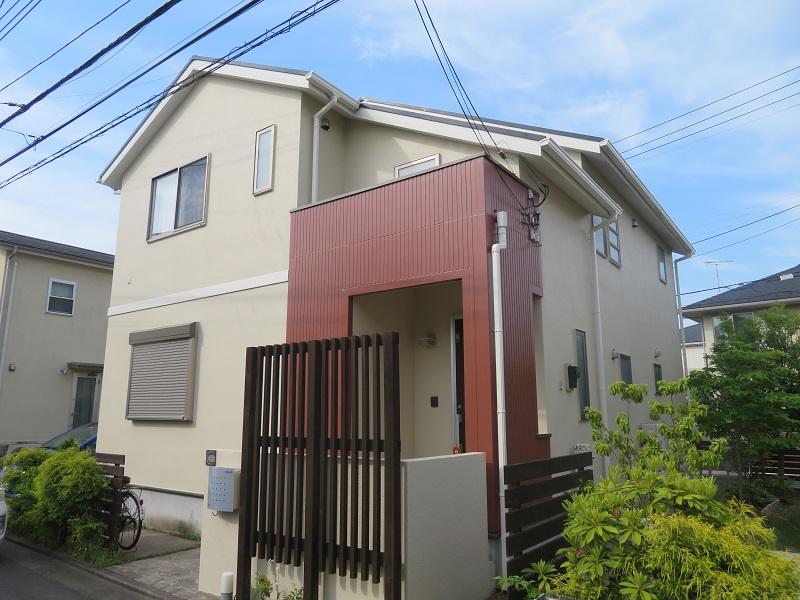 K様 外壁屋根塗装